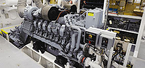 Annual Maintenance of Marine Engines and Transmissions (All Types)