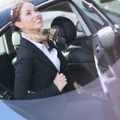 Car rental by business personal