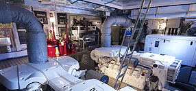 Maintenance of Pumps & other Engine room equipments
